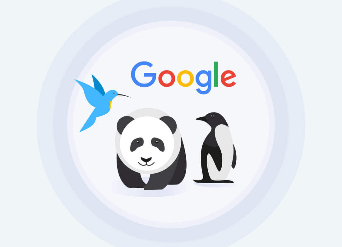 google algoritmus frissítések