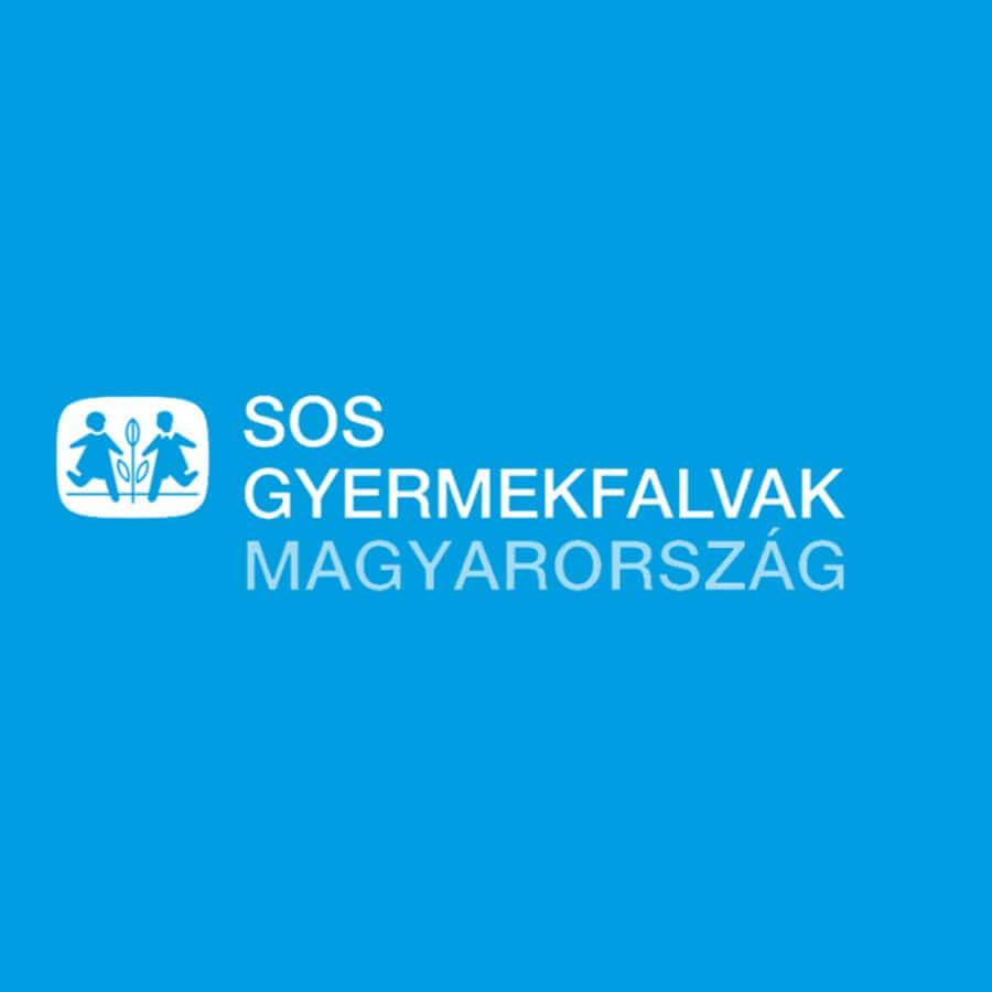SOS Gyermekfalvak alapítvány logó